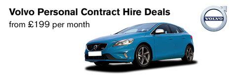 volvo personal contract hire deals arnold clark volvo