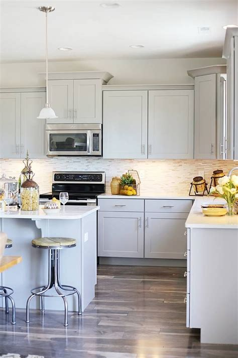 gray kitchen cabinets pinterest gray kitchen cabinets for the home pinterest