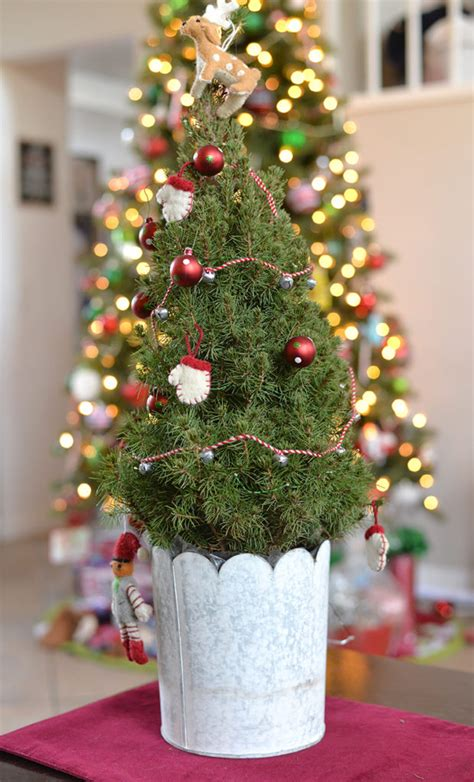 small table top xmas gifts tabletop trees make great gifts our ordinary