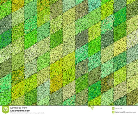 parana light pattern glass mosaic 3d mosaic abstract green backdrop royalty free stock