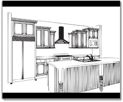 20 20 Cad Program Kitchen Design by Savvy Kitchen Cabinet Professionals Save On Costs By