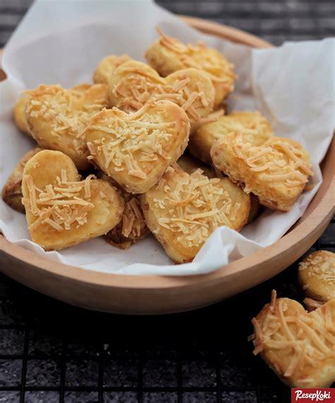 membuat kue kering kastengel kastengel lebih renyah beraroma ngeju dengan 6 tips ini