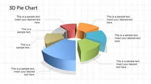 pie chart template powerpoint 3d pie chart diagram for powerpoint slidemodel