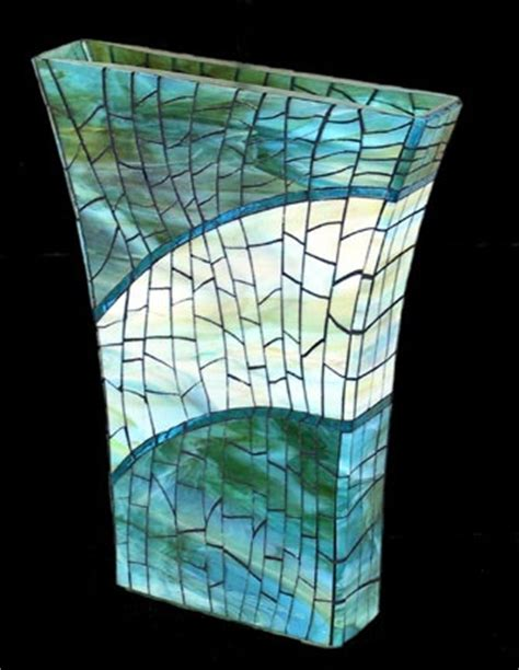 Stained Glass Vase Patterns by 17 Best Images About Stained Glass On Stains
