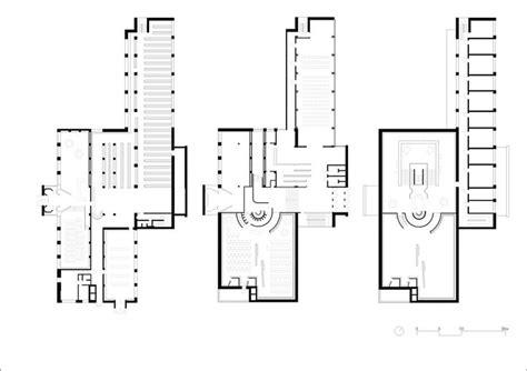 alvar aalto floor plans alvar aalto viipuri library 1935 floorplans alvar