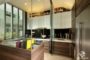 7 homes that made use of glass partitions home