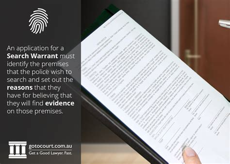 Search Warrant In Information About Search Warrants In Wa Criminal Lawyers