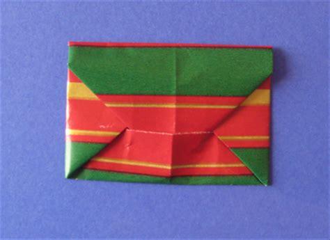 Origami Envelope Rectangle - easy origami envelope rectangle comot