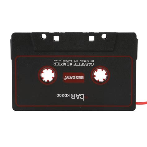 cassette car new cool car cassette adapter for ipod nano cd