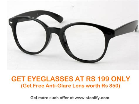 offer duniya stock updated eyeglasses with free anti