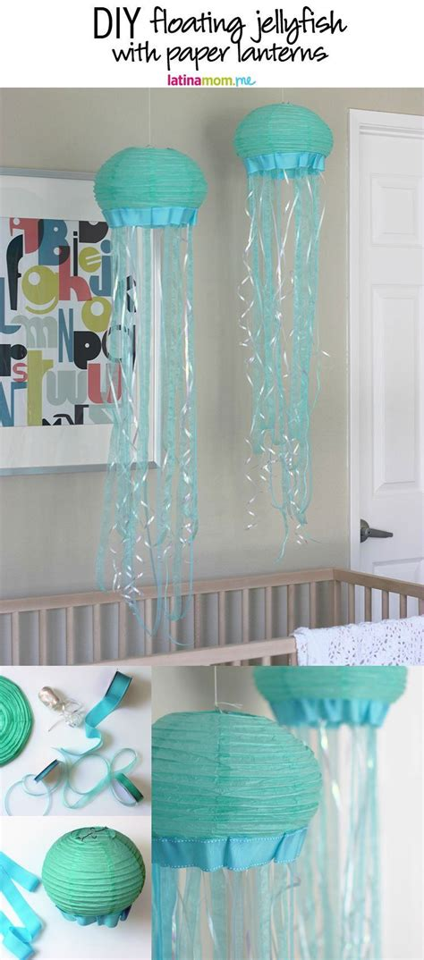 Decorating With Paper Lanterns Bedroom by Diy Paper Lantern Jellyfish Jellyfish