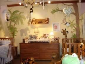 Jungle Themed Nursery Decor Jungle Theme Nursery Ideas
