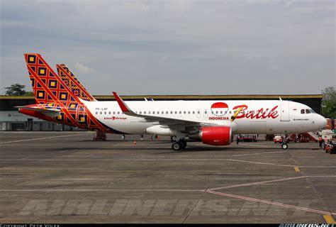 batik air indonesia contact airbus a320 214 batik air aviation photo 4836603