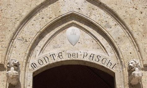Banca Monte Paschi On Line by Bca Mps Soffre Dopo Intesa Su Piano La View Degli Esperti
