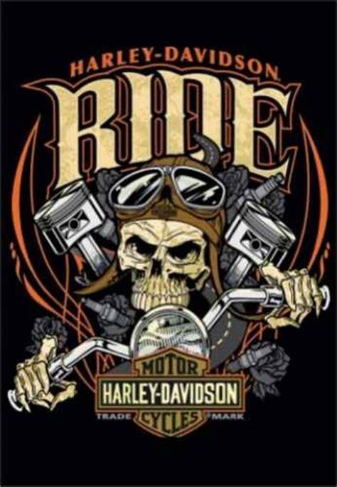 Poster Harley Davidson 1 vintage harley poster