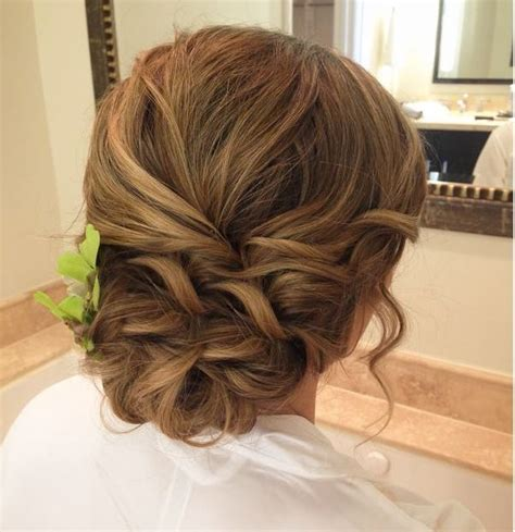 Formal Hairstyles Messy Bun With Braid | 17 fancy prom hairstyles for girls pretty designs