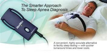 home sleep apnea test sleep apnea testing kit get tested for sleep apnea in home