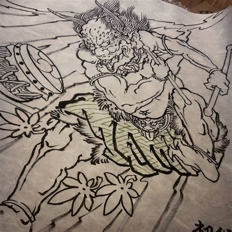 how to create lightning in doodle god 53 best images about raijin and fujin on