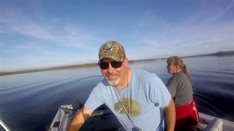 surprise catch  crappie fishing youtube