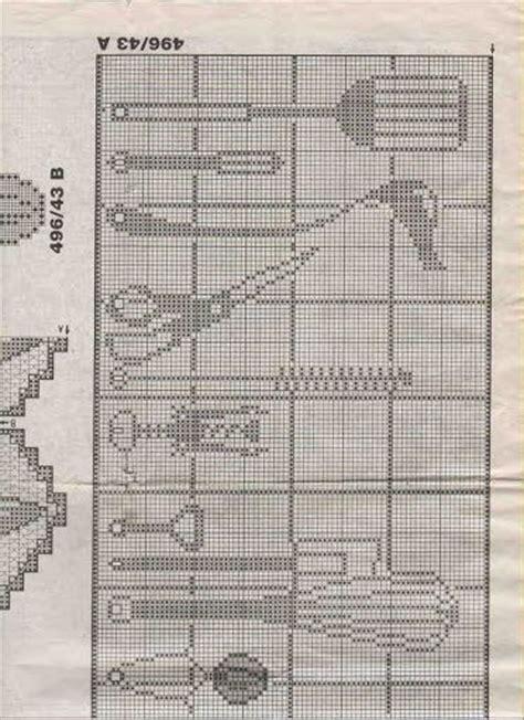 burda tende h 228 keln fileth 228 keln gardine k 252 che crochet curtain