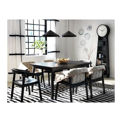 h 214 stfibbla cushion multicolor extendable dining table