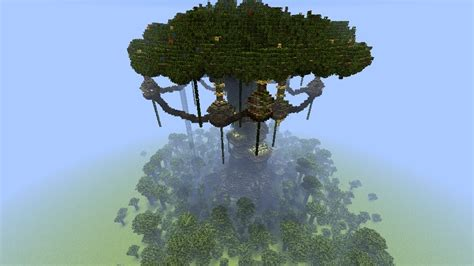 how to make a cool treehouse in minecraft amilion treehouse minecraft project
