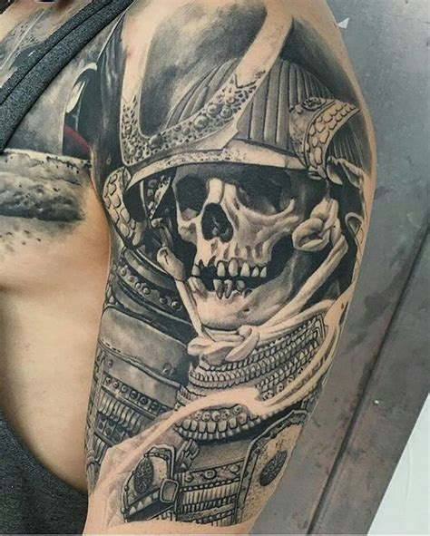 samurai skull tattoo 71 best images about samurai tattoos on japan