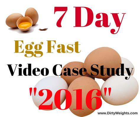 7 7 07 Is The Lucky Day For Longoria Tony by Egg Fast Diet Results I Lost 7 Lbs In 36 Hours 2016