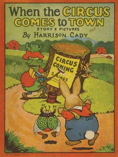 j c comes to town books 17 best images about illustration harrison cady on
