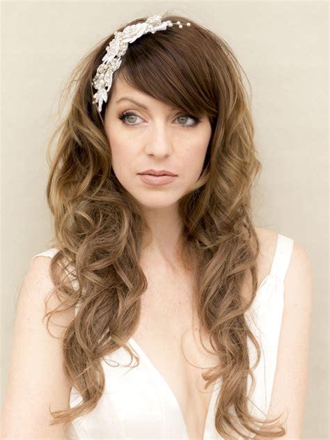 Flower Crown Mahkota Bridal Bando Bunga Wedding Df White 15 aksesori rambut yang bikin kamu cantik beda pas pernikahan