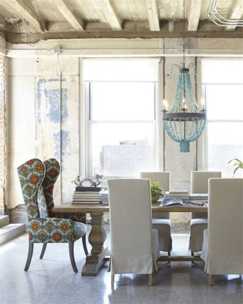 Dining Room Wing Chairs | wingbacks in the dining room the inspired room