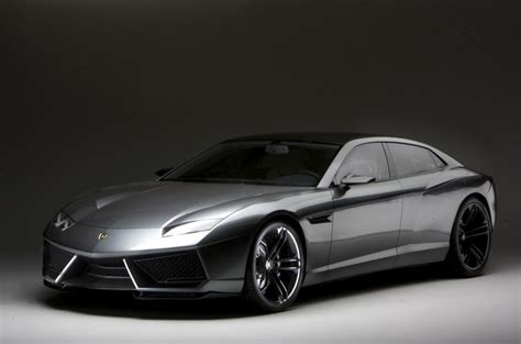 lambo 4dr saloon is back on autocar