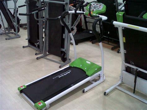 Treadmill 3 In 1 Elektrik Superfit treadmill elektrik 3 fungsi alat olahraga massager