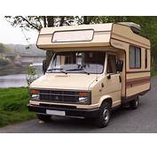 Camping Car Aristocrat Kentucky Sur C25 1986