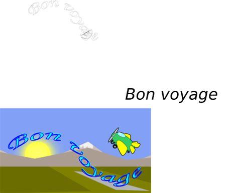 Bon Voyage 1b plane bon voyage card clipart i2clipart royalty free