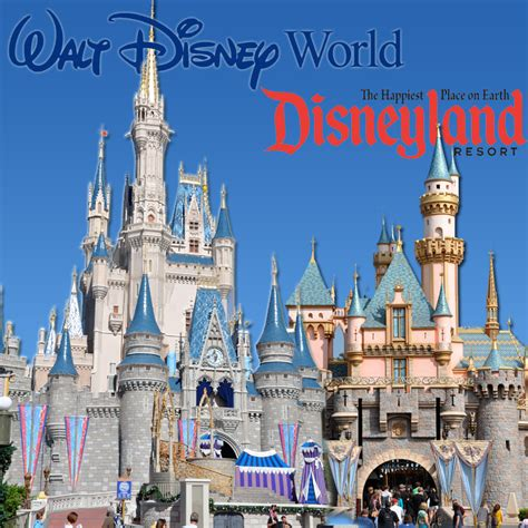 the better disney disney world vs disney land smackdown 20 reasons walt disney world is better than disneyland