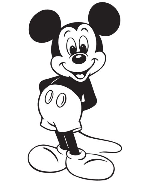 sorcerer mickey mouse coloring pages mickey sorcerer coloring pages