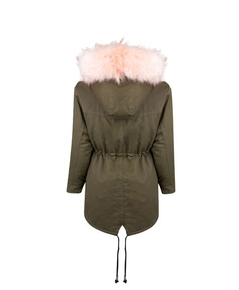 Applique Padded Jacket winter parka coat padded jacket bird