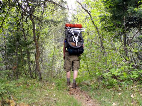 backpacking packs cool option for those that can t hump a heavy pack ar15