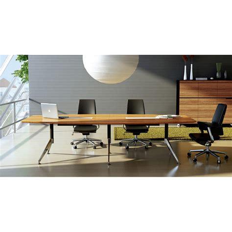 Timber Boardroom Table Novara Timber Veneer Boardroom Table Office Way