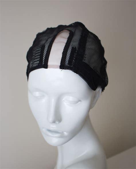 lace wig cap adjustable crochet wefts lace part wig cap jorie hair