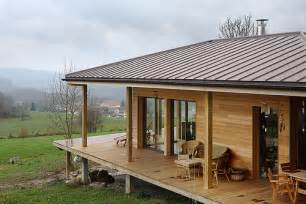 log home with natural metal roof metal roof by mra