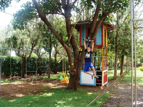 backyard zip line ideas outdoor furniture design and ideas
