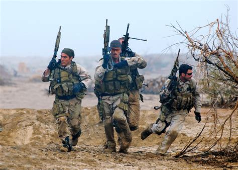running navy seals