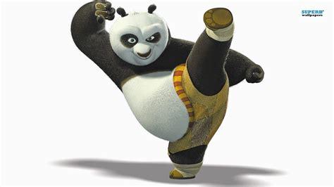 Kaos 3d Kungfu Panda White kung fu panda 3 plot release date po faces these two big