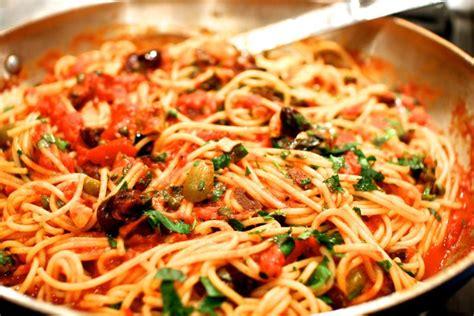 Lidia Kitchen Pasta by Spaghetti With Pantry Sauce Lidia Pasta