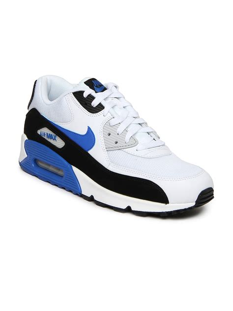 nike sports shoes price in india nike white air max 90 essential sports shoes