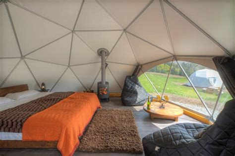 Kids Boat Bed Top Locations In Scotland For Luxury Glamping Holidays