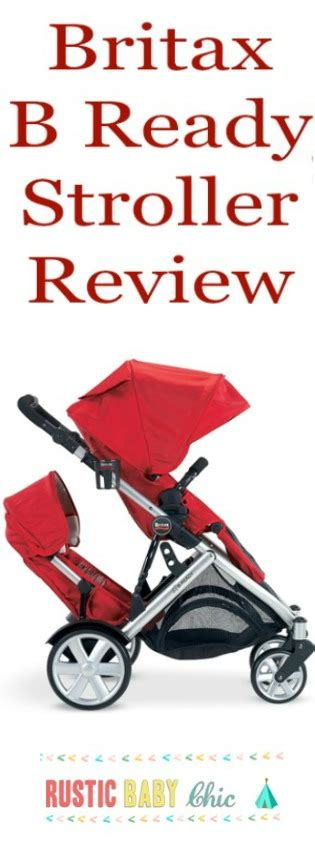 britax b ready stroller review rustic baby chic
