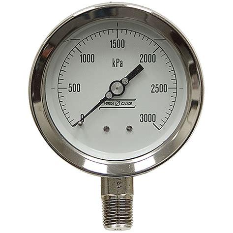 Vacuum Kpa 3000 Kpa 4 Lm Pressure Vacuum Gauges